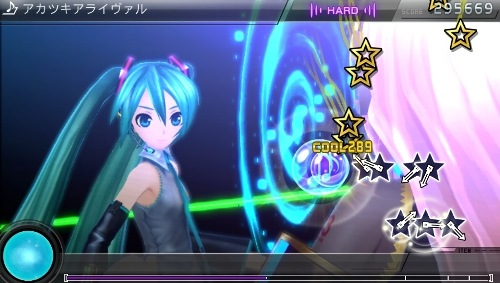 Hatsune Miku Project Diva F 2nd 01