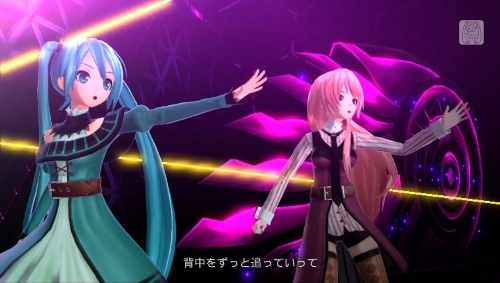 Hatsune Miku Project Diva F 2nd 02