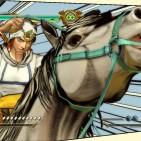 JoJo's Bizarre Adventure All Star Battle Johnny Joestar gameplay 2