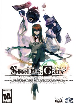 STEINS GATE PC JAST USA