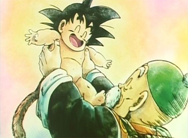 Son Goku bebe Akira Toriyama desvela la identidad de la madre de Son Goku (Dragon Ball)