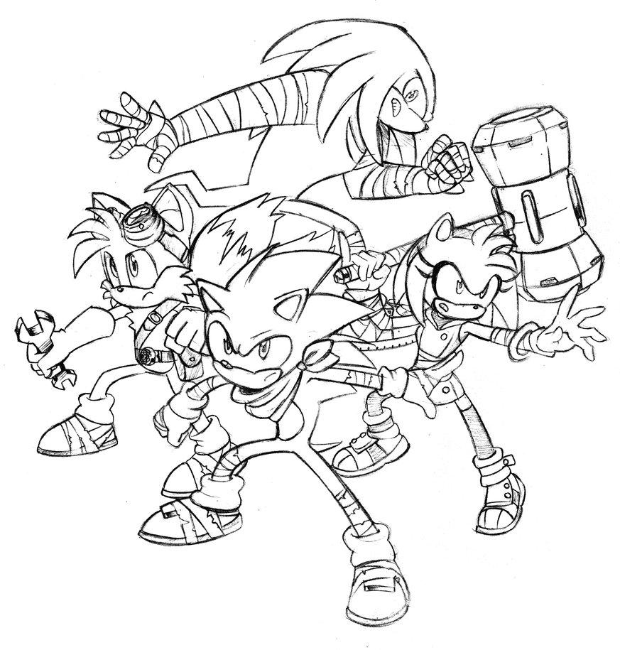 Sonic Boom FrancoTieppo