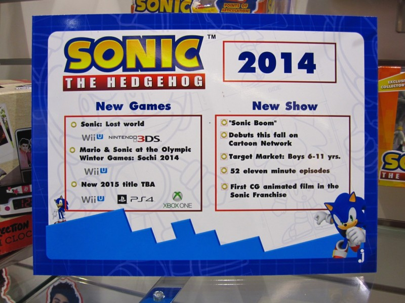 Sonic The Hedgehog 2015 PS4 XboxOne WiiU