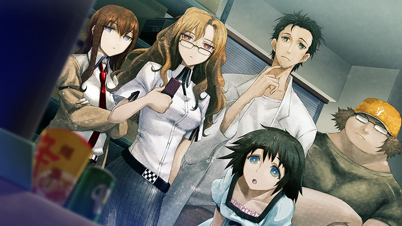 Steins GATE PC 05
