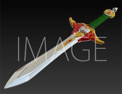 Swordian Dymlos Tales of Destiny MOVIC 01