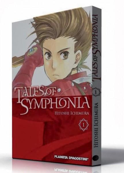 Tales of Symphonia 1 Planeta