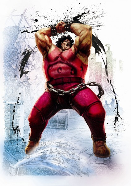 hugo ultra street fighter iv