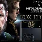 metal gear solid v ps4 fox edition