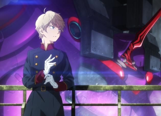 Aldnoah Zero anime