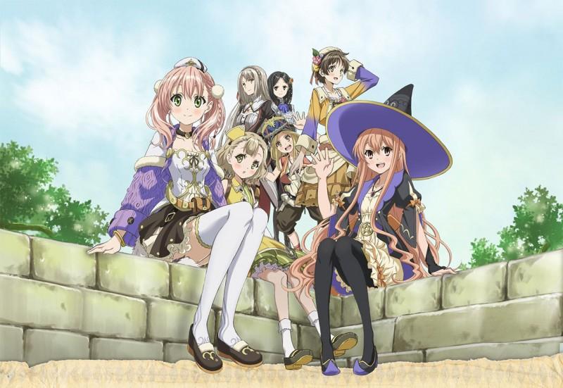 Atelier-Escha-Logy-anime-ilustracion