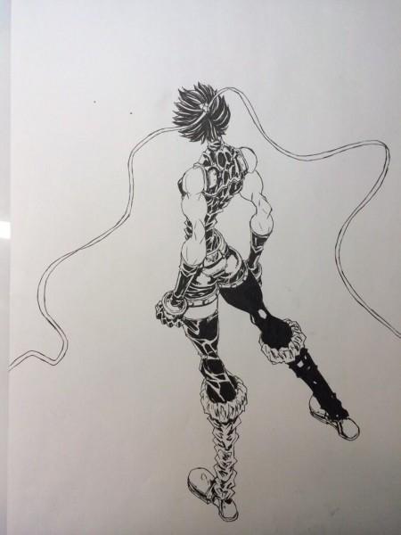 Shadow Skills Megumu Okada