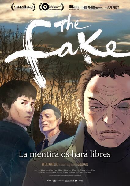 The Fake poster espanol