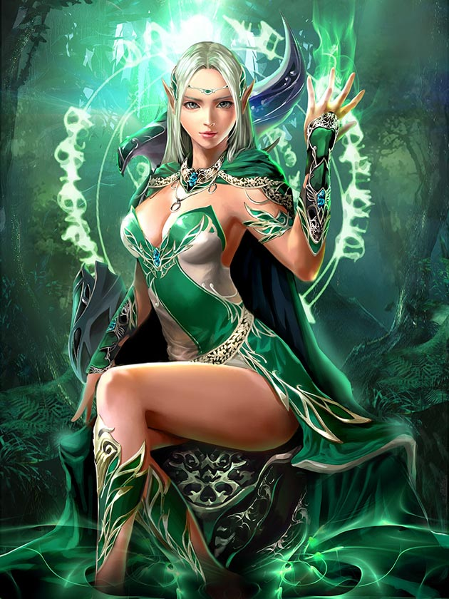 chain-of-souls-ariel-elven-queen