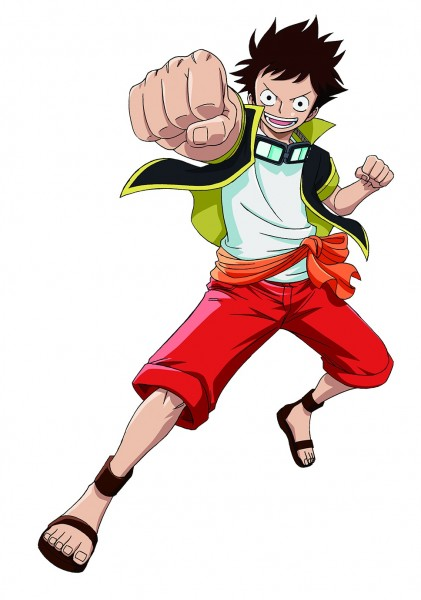 one piece kings male character