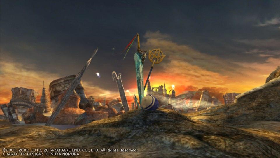 Final Fantasy X HD PS Vita 01