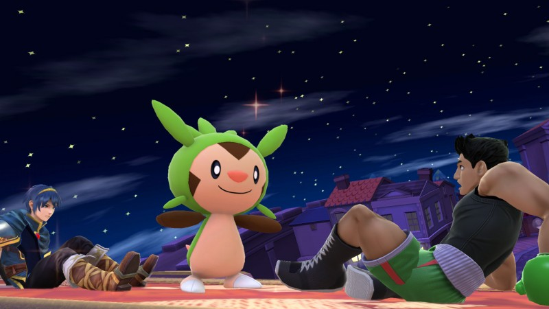 Pokemon Smash Bros Wii u (2)