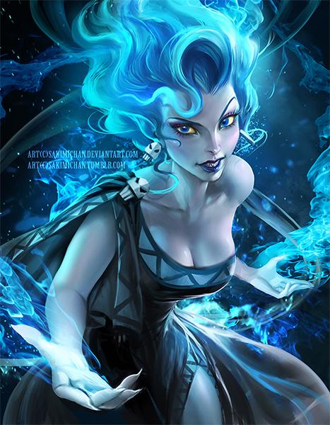 Sakimichan-Hades-Hercules