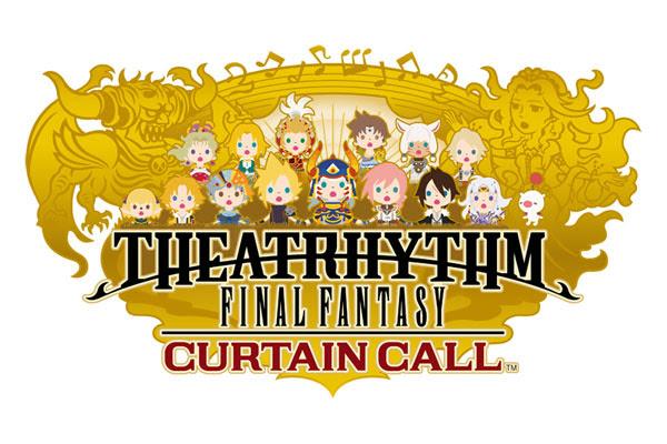 Theatrhythm final fantasy curtain call logo pal