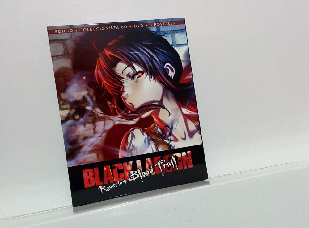 black lagoon roberta bd selecta vision 1