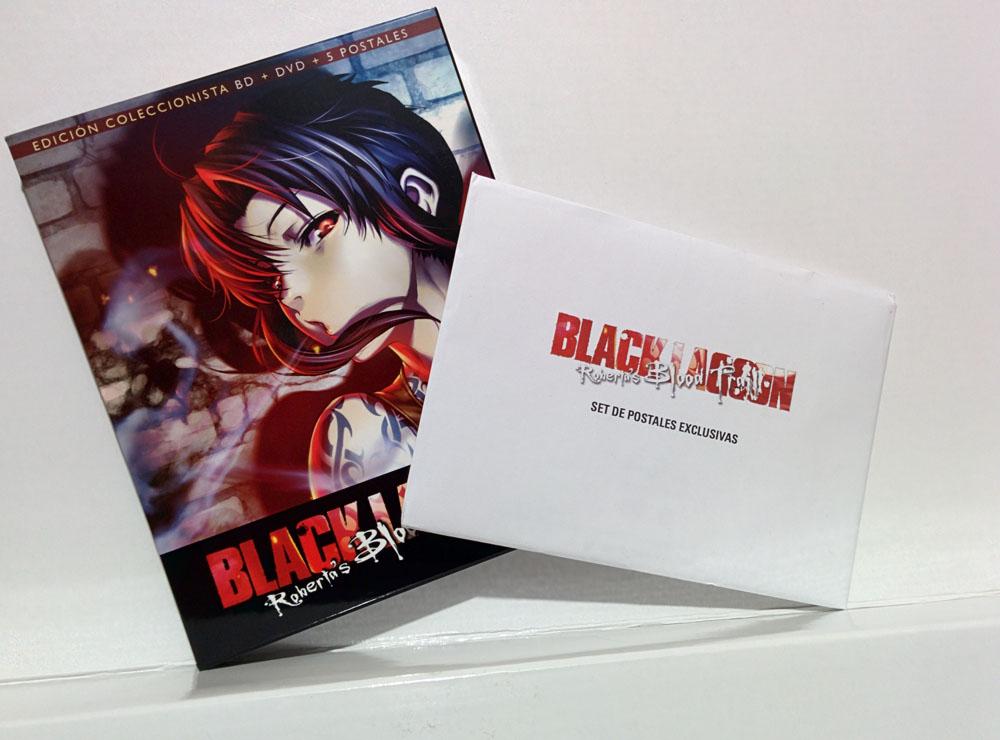 black lagoon roberta bd selecta vision 9