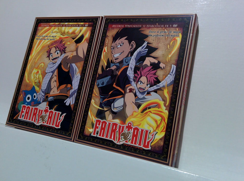 fairy tail dvd selecta vision 3