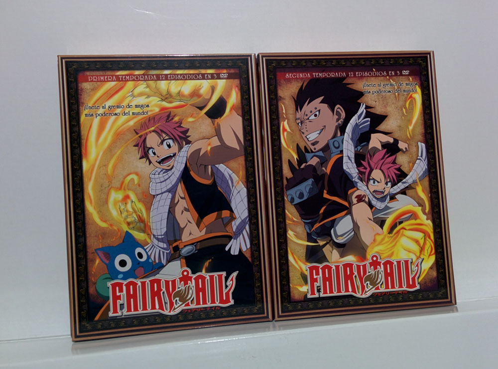 fairy tail dvd selecta vision 6