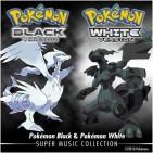 pokemon black white super music collection