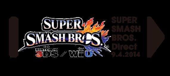 super smash bros direct
