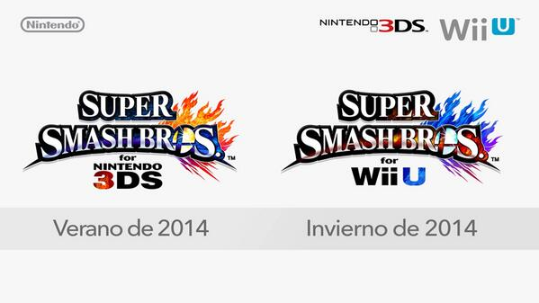 super smash bros fecha