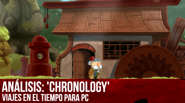 Chronology-Portada