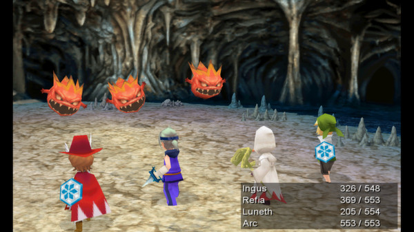 Final Fantasy III PC 03