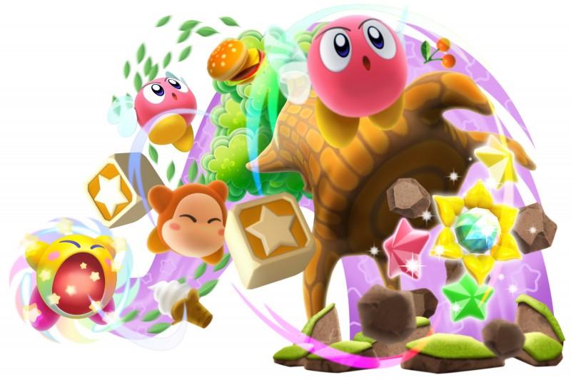 Kirby Triple Deluxe 07