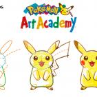 Pokemon Art Academy Europa