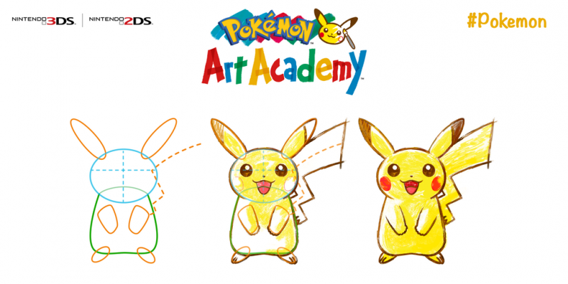 Pokemon Art Academy Europa