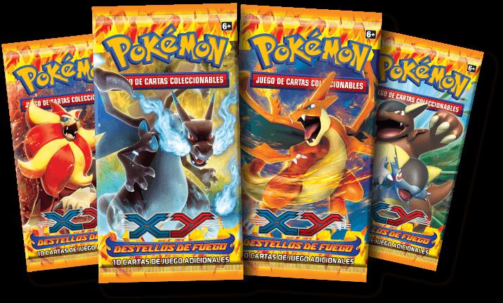 Pokemon XY Destellos de Fuego 01