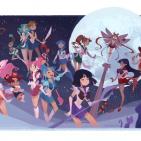 Sailor Moon Ann Marcellino 01