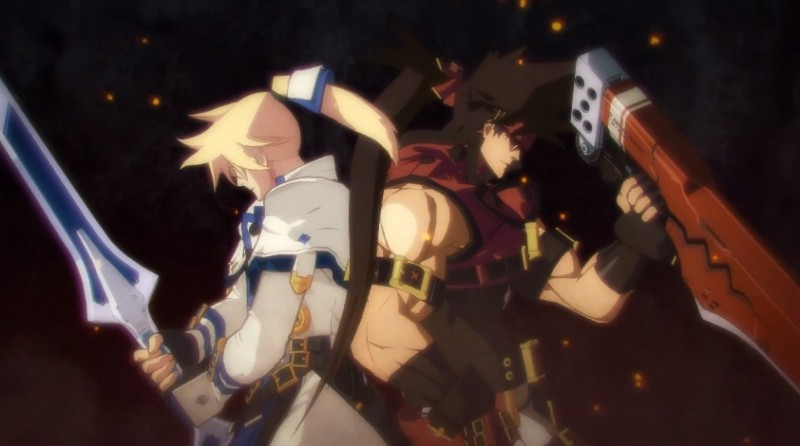 guilty gear xrd sign anime