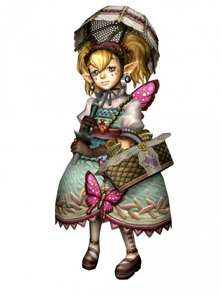 Agitha Hyrule Warriors 449x600 Hyrule Warriors confirma a Maripola y Lana como personajes jugables