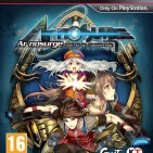 Ar no Surge PS3 PAL Cover