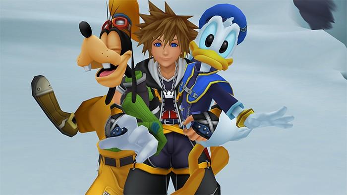 Kingdom Hearts HD 2 5 Remix junio 04