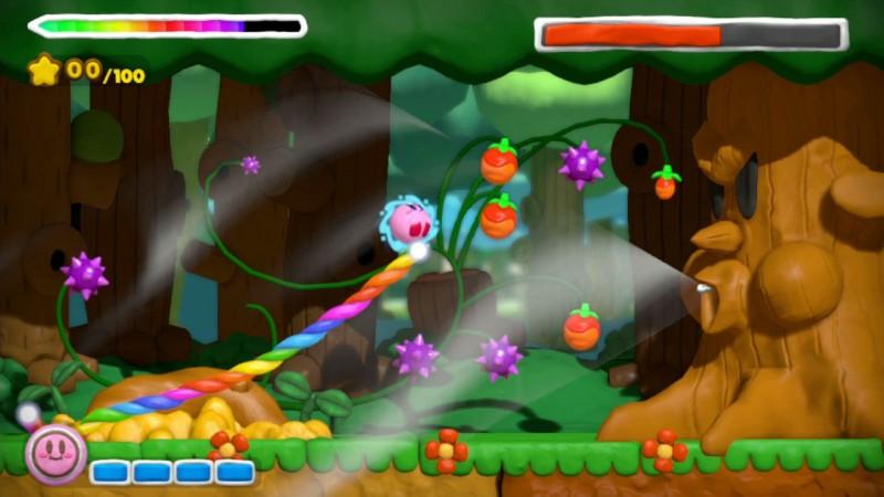 Kirby Rainbow Curse E3 03