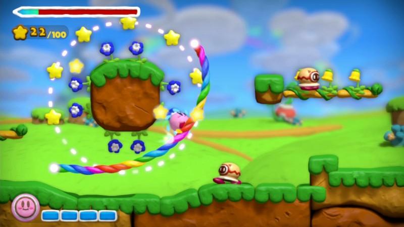 Kirby Rainbow Curse E3 07
