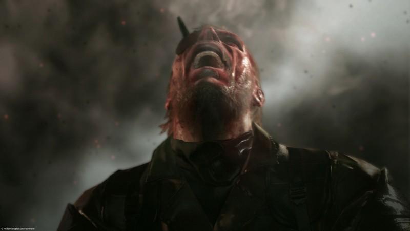 Metal Gear Solid V The Phantom Pain E3 2014 02