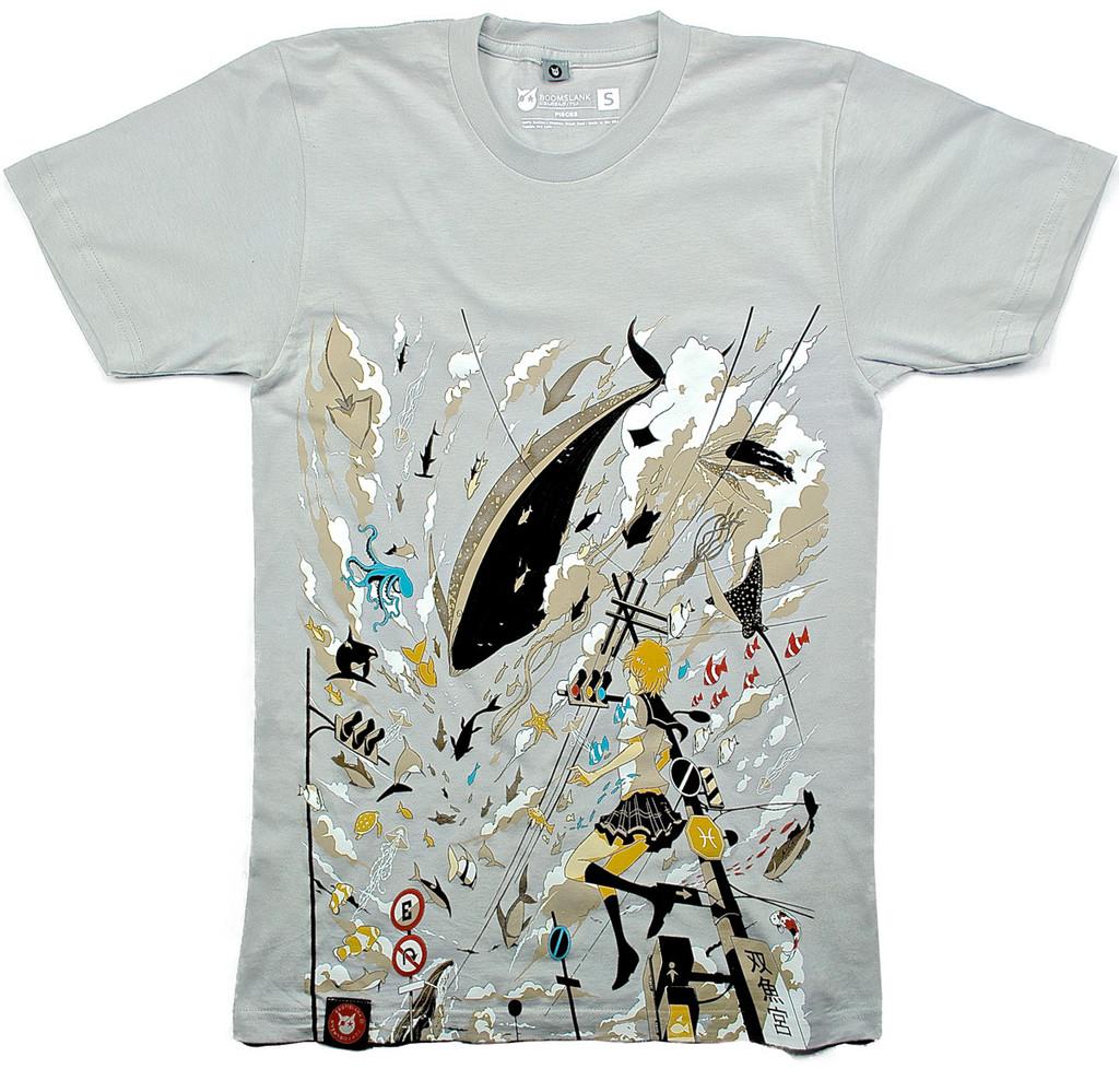 Pisces camiseta