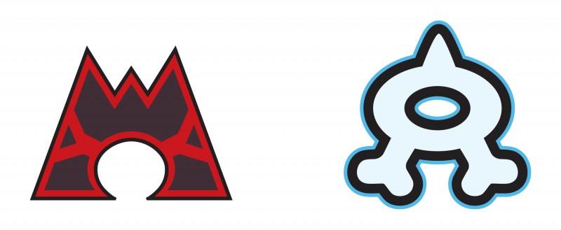 Pokemon-Rubi-Omega-Zafiro-Alfa-Magma-Aqua
