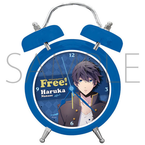 haruka free reloj