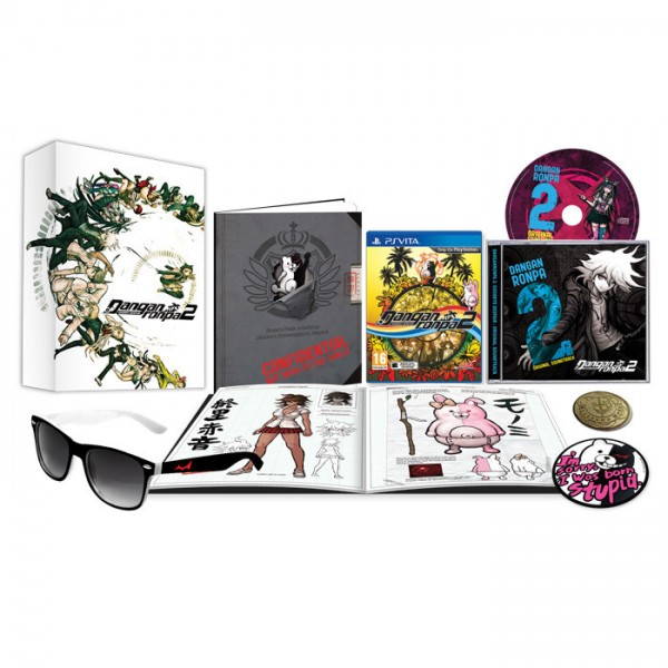 Danganronpa 2 limited edition