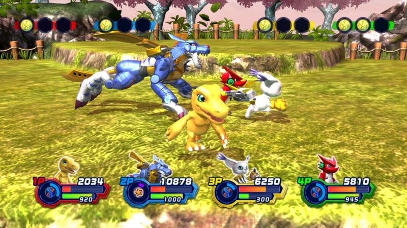 Digimon-All-Star-Rumble 02