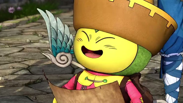 Dragon Quest X 3DS Dragon Quest X para 3DS muestra su tráiler de introducción