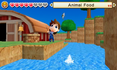 Harvest Moon the lost valley 09 Harvest Moon: The Lost Valley detalla su sistema de herramientas